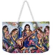 krishna - Kirtan  Weekender Tote Bag