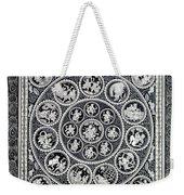 Krishna Leela 3 Weekender Tote Bag
