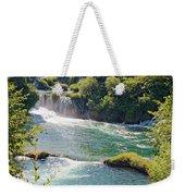 Krka National Park Waterfalls 6 Weekender Tote Bag