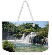 Krka National Park Waterfalls 9 Weekender Tote Bag