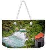 Krka Waterfall Croatia Weekender Tote Bag