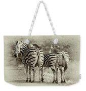 Kruger Weekender Tote Bag