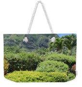 Kualoa Beauty Weekender Tote Bag