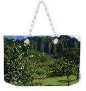 Kualoa Orchard Weekender Tote Bag