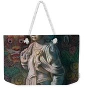 Kuan Yin Dragon Weekender Tote Bag