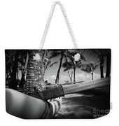 Kuau Palm Trees Hawaiian Outrigger Canoe Paia Maui Hawaii Weekender Tote Bag