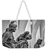 Kuks Statues - Czechia Weekender Tote Bag