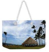 Kukulu Hale Kahului Maui Hawaii Panorama Weekender Tote Bag