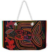 Kuna Indian Flying Fish  Weekender Tote Bag