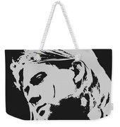 Kurt Cobain Poster Art Weekender Tote Bag