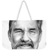 Kurt Russell Weekender Tote Bag