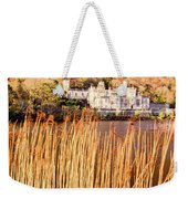 Kylemore Abbey, County Galway Weekender Tote Bag