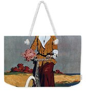 Kynoch Cycles - Bicycle - Vintage Advertising Poster Weekender Tote Bag