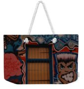 L A Urban Art Weekender Tote Bag