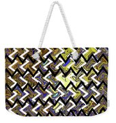 L T Z Abstract Weekender Tote Bag