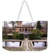 La Alhambra Garden Weekender Tote Bag