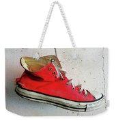 The Artists Boot Weekender Tote Bag