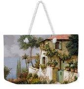 La Casa Giallo-verde Weekender Tote Bag