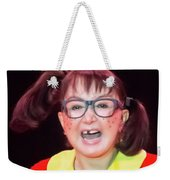 La Chilindrina Laughing Weekender Tote Bag