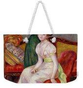 La Coiffure Weekender Tote Bag by Renoir
