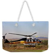 La County Fire Air Support Weekender Tote Bag