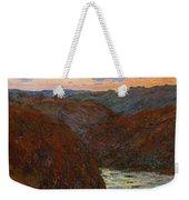 La Creuse, Sunset Weekender Tote Bag