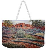 La Cueva New Mexico Weekender Tote Bag