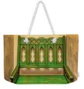 La Fonda Bench Weekender Tote Bag