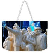 La Foule Illuminee Weekender Tote Bag