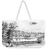 La France Airship, 1884 Weekender Tote Bag