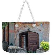 La Fraschetta Del Borgo Weekender Tote Bag