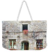 La Gacilly, Morbihan, Brittany, France, Shop Weekender Tote Bag