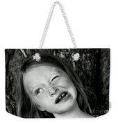 La Grimace Weekender Tote Bag