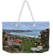 La Jolla Shoreline Weekender Tote Bag