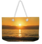 La Jolla Sunset Weekender Tote Bag