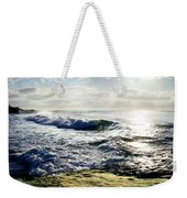 La Jolla Towards Casa Cove Weekender Tote Bag
