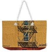 La Lunchonette Weekender Tote Bag