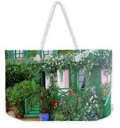 La Maison De Claude Monet Weekender Tote Bag