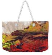 La Mer Rouge Weekender Tote Bag