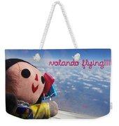 La Mexicanita Flying Weekender Tote Bag