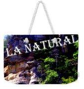 La Natural 2 Weekender Tote Bag