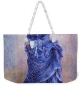 La Parisienne The Blue Lady  Weekender Tote Bag