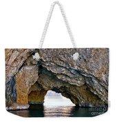 La Roca Foradada - Of L'estartit Weekender Tote Bag