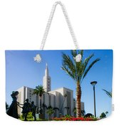 La Temple Children Weekender Tote Bag