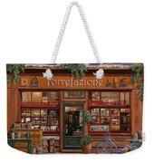 La Torrefazione Weekender Tote Bag