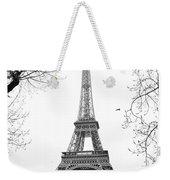 La Tour Eiffel, Paris Weekender Tote Bag