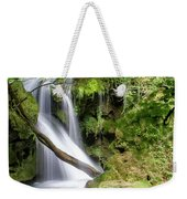 La Vaioaga Waterfall Weekender Tote Bag