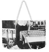 Labor Strike, 1912 Weekender Tote Bag