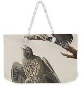 Labrador Falcon Weekender Tote Bag