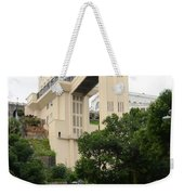 Lacerda Elevator In Salvador Bahia Weekender Tote Bag